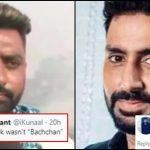 Netizen trolled Abhishek Bachchan with a farmer's picture; the actor responds!