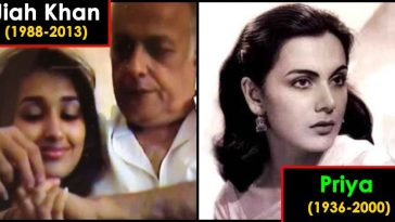 Strange Deaths of Female Bollywood Celebs; something is really fishy!