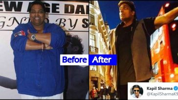 Kapil Sharma hilariously comments on Ganesh Acharya and his weight loss