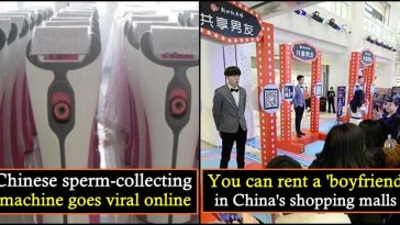 When China made headlines for bizarre reasons, we are not surprised!