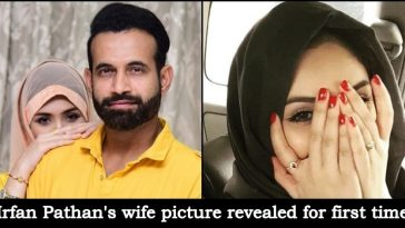 Dear girls, don't be jealous, Irfan Pathan's wife Safa Baig looks extremely Gorgeous