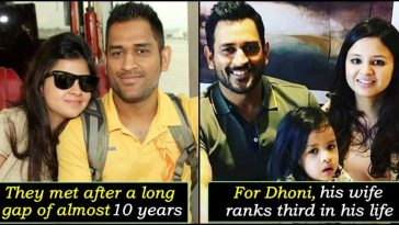 Beautiful love story of MS Dhoni and his wife | The Youth Special