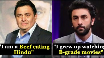 Bollywood: When Father-Son made headlines for controversial statements