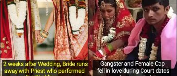 List of Bizarre love stories in India; we are really confused, maybe this is why they say 'Love is Blind'
