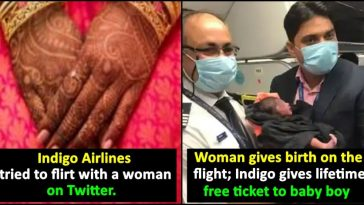 3 instances when Indigo Airlines went crazy and drew the attention of netizens