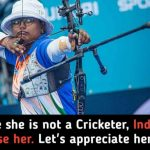 India's daughter Deepika Kumari defeats Russia, wins 3 Golds back to back, becomes world No.1