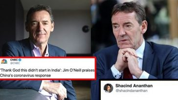 British Economist mocks our country; an Indian gave the best reply!