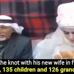 Watch: Man married for 37th time in front of his family; video goes viral
