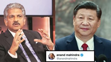 Throwback: When Anand Mahindra trolled China like a Boss; well done sir
