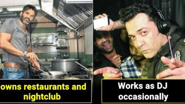Big Bollywood celebrities and their side businesses, read more details