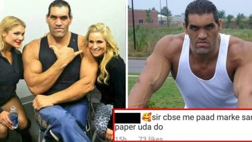 10 funniest and most hilarious requests made to The Great Khali by his fans