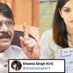 Sushant Singh Rajput's sister gives a perfect reply to politician Sanjay Raut