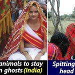 List of weird wedding rituals from all across the globe that will stun you!