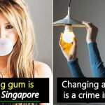 9 Weird Laws from around the World that you should know