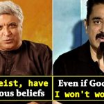 10 Celebrities who are Atheists, they never believed in any God or religion