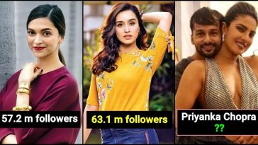 Updated: Bollywood celebs with most Instagram followers in 2021