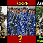 A quick information on India's paramilitary forces and their roles; full details explained