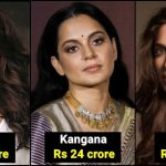 Top 10 Highest Paid Bollywood Actresses in 2021