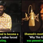 6 amazing facts that you didn't know about 'Dhanush'