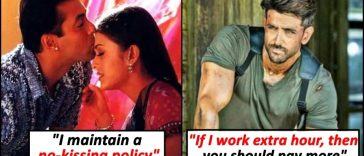 Male Celebs and their special conditions in their contracts, they are very strict!