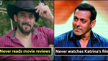10 Interesting facts about Salman Khan - Bhai of Bollywood