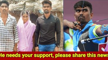 Pravin Jadhav struggling for food beats world no 2 archer, he needs your support