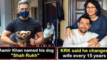 When Aamir Khan triggered controversies due to his actions, read details