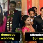 4 Bollywood stars who attended the wedding of their staffers