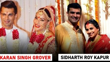 10 Bollywood Celebs who got married not twice but thrice