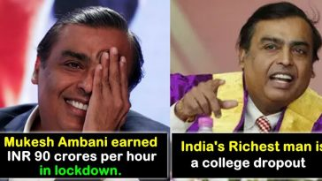 Rare facts about Ambani Family that only 1 out of 100 people would know