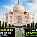 10 mesmerizing facts you didn't know about The Taj Mahal