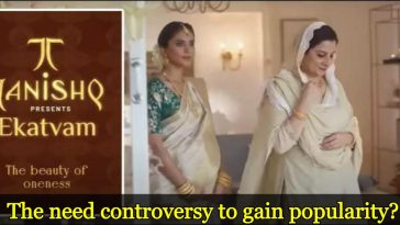 Controversial ad of Tanishq