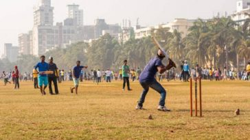India's national game Cricket