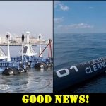 World's Ocean cleanup mission kick-started, 90% of plastic to be removed by 2040