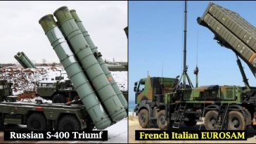 Top 4 Anti-Aircraft Missile Systems in The World
