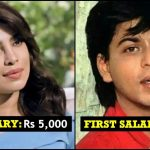 First Salary of these 10 Big Bollywood stars will stun you