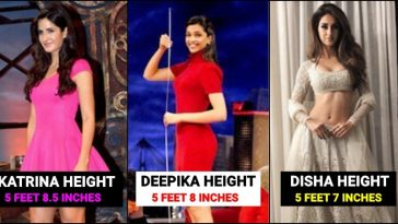 Tallest heroines in Bollywood film industry you must know