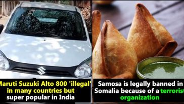 These 7 things were banned in other countries but not in India, check out the list