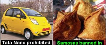 7 things that are prohibited in other countries but not in India