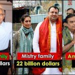 Net worth: Hinduja family vs Mistry family vs Ambani family