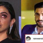 Finally, Ranveer breaks his silence on Deepika's depression, deets inside