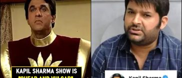 Shaktimaan actor called Kapil's Show cheap; here's how he reacted