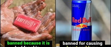 12 Products that are banned in other countries but not in India