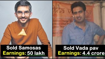 Meet Smart people- they sold snack items and became rich in life