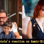 Urvashi Rautela's reply on Aamir Khan-Kiran Rao's divorce goes viral