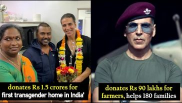 7 times Akshay Kumar showed big heart, made donations in crores to help nation stand back on its feet