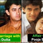 List of complex and multi-layered love life of Aamir Khan