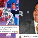 Kapil Sharma tried to troll Akshay Kumar but got trolled back savagely