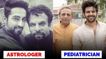 Bollywood stars and their super talented fathers, they are indeed special ones!