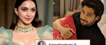 Kiara Advani finally spoke about her rumoured relationship with Sidharth